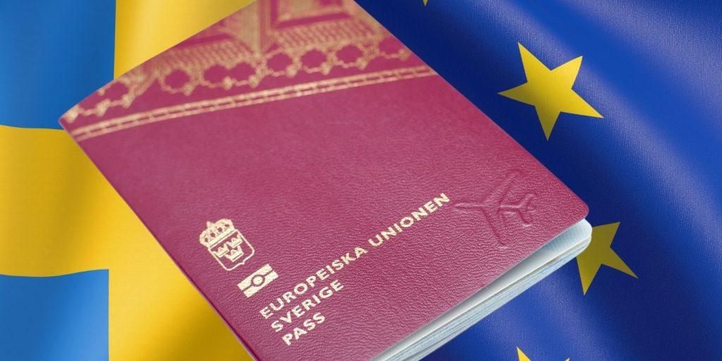 svenskt pass